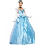 Robe princesse cendrillon adulte