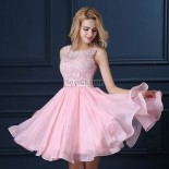 Robe rose pour mariage