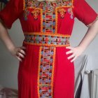 Robe kabyle traditionnel 2017