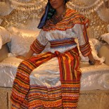Mode kabyle robe