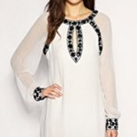 Robe chic pour femme