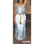 Robe kabyle moderne simple