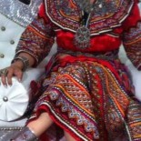 Robe kabyle traditionnelle 2016