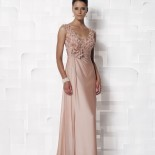 Robe longue chic pour mariage