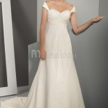 Robe simple mariage