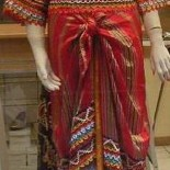 Robes kabyle traditionnelles