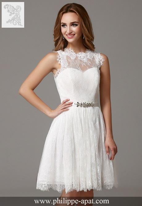 Model de robe de soiree courte 2019