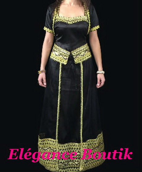 Achat robe de mariee kabyle