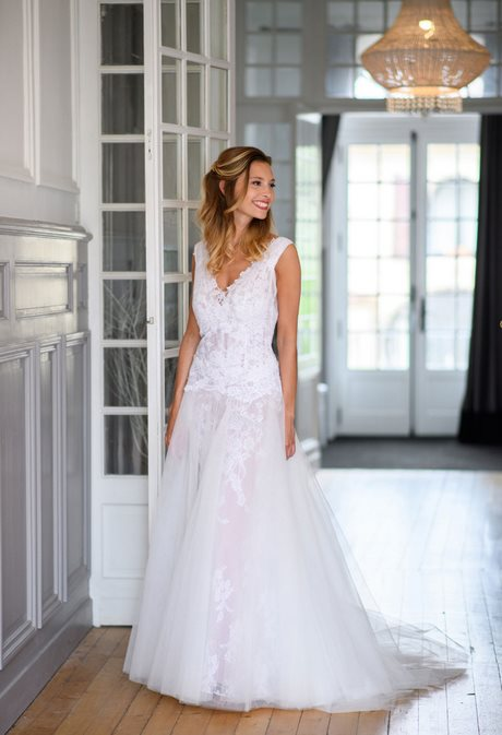 Robe blanche mariage 2021