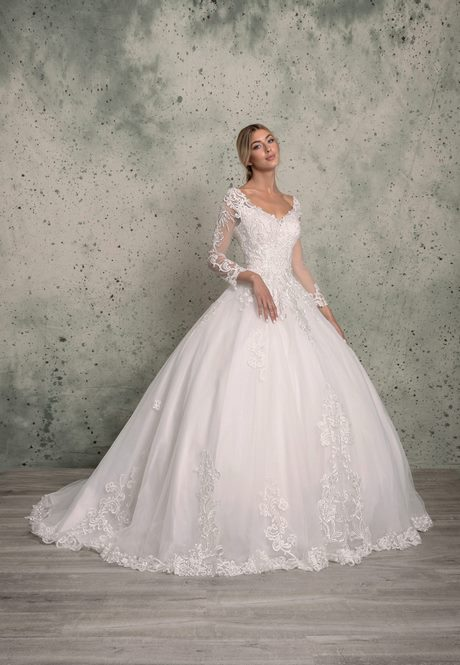 Robe de mariage collection 2021