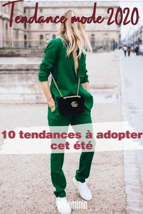 Fashion vetement femme 2020