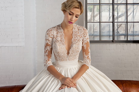 Photo robe de mariée 2016