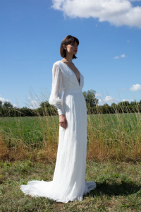 Robes blanches 2021
