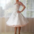 Robe pin up pour mariage