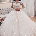 Robe blanche mariage 2020