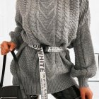 Robe pull hiver 2020