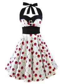 Robe style pin up pas cher
