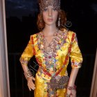 Robes kabyle brodées